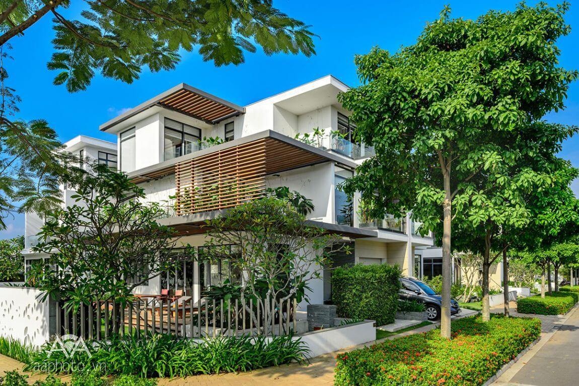 Dự án căn hộ nhà phố biệt thự Khang Điền