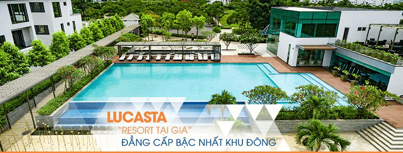 Biệt thự Lucasta Khang Điền Quận 9 - Hồ Bơi