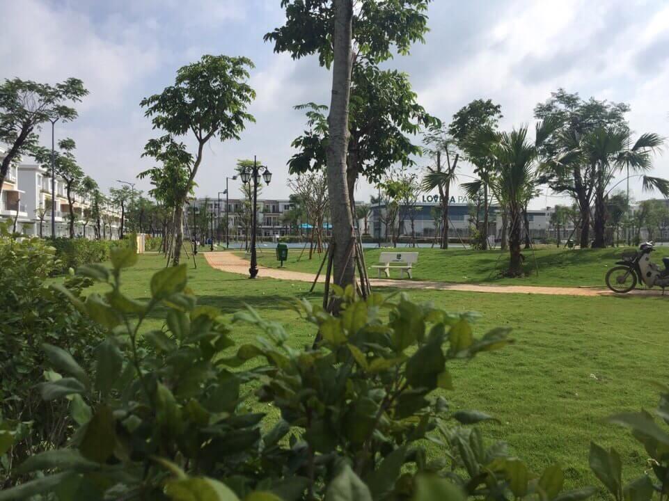 Dự án Lovera Park Khang Điền Bình Chánh - Công viên rộng 5ha