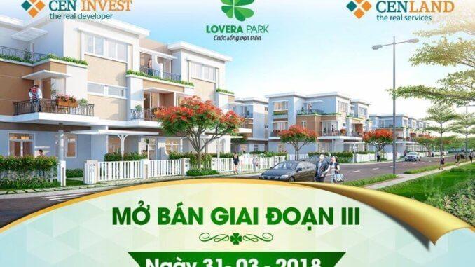 Lovera Park Binh Chanh Mo Ban Giai Doan 2