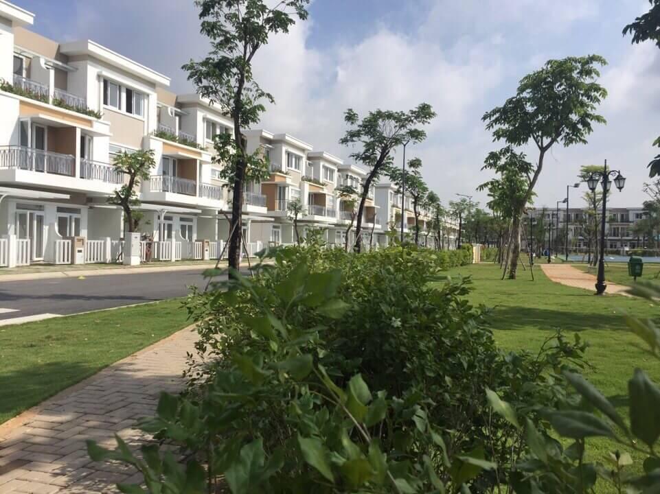 Dự án Lovera Park Khang Điền Bình Chánh - Công viên
