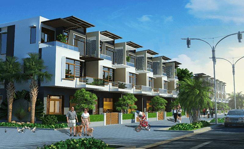 Nhà phố khang điền Bình Chánh - dự án nhà phố, biệt thự Khang Điền Bình Chánh