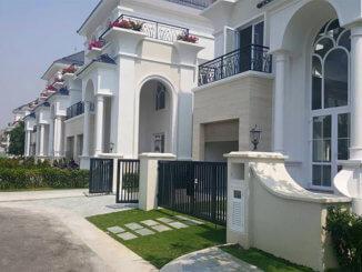 Các dự án nhà phố, Biệt thự Khang Điền – Căn hộ Khang Điền