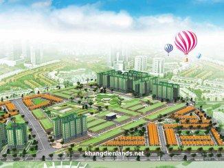Dự án căn hộ nhà phố Khang Điền Bình Chánh