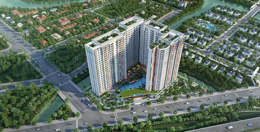 Dự án căn hộ Khang Điền Jamila