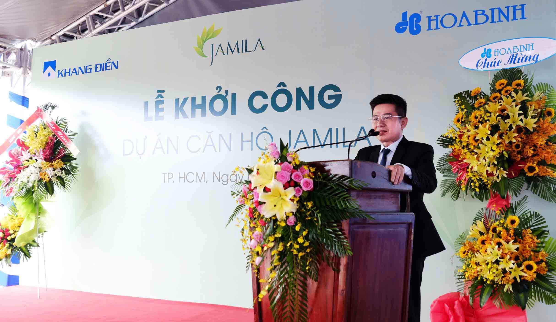 Lễ Khở Công Dự Án Căn Hộ Jamila Khang Điền