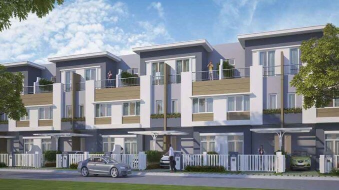 Mẫu Thiết kế nhà Dự án Rosita Garden Khang Điền quan 9