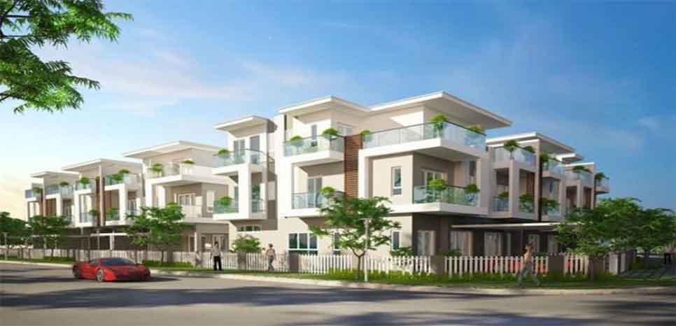 Mẫu Thiết kế nhà Dự án Rosita Garden Khang Điền