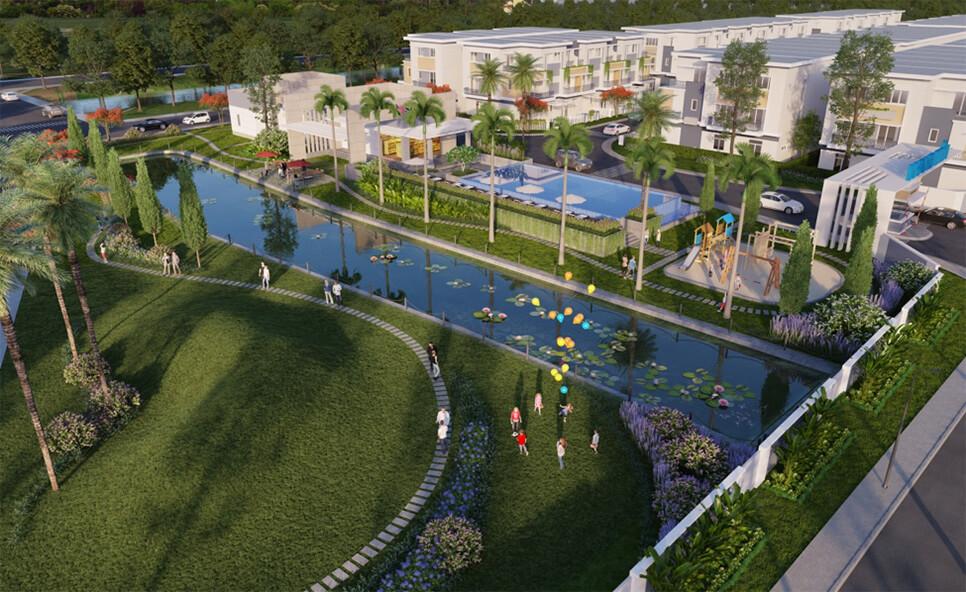 rosita garden Khang điền