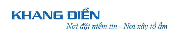 Logo Khang Dien Group