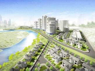 Dự án Corona City Khang Điền Bình Hưng, Bình Chánh