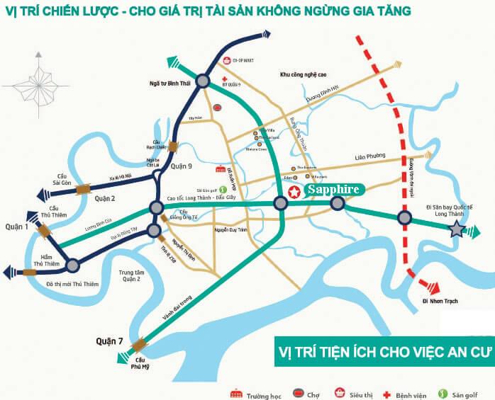 Dự án chung cư SaFira Khang Điền