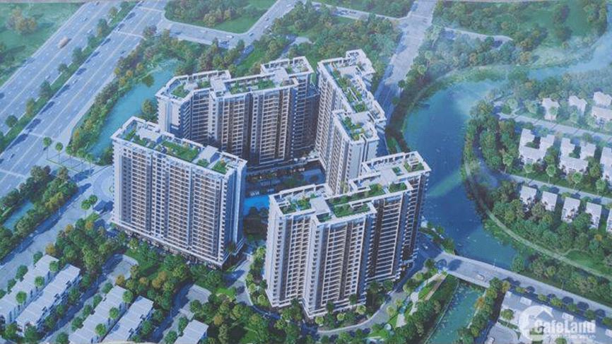 Dư án căn hộ Sapphire Khang Điền quận 9