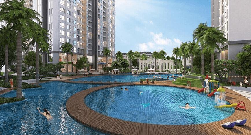 Dự án căn hộ Khang Điền Bình Chánh Lovera Vista Khang Phúc