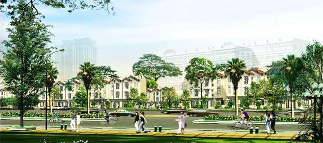 Biệt thự Khang Điền Bình Tân