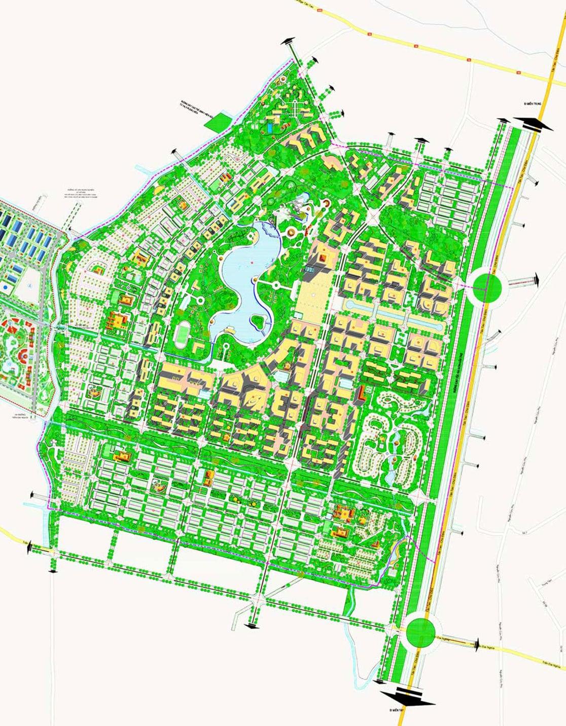 Dự án Khang Điền Bình Tân