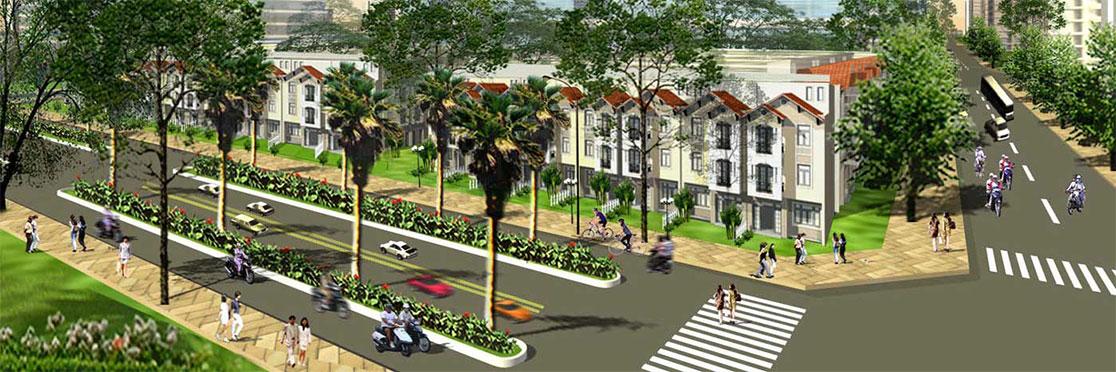 Nhà phố Khang Điền Bình Tân