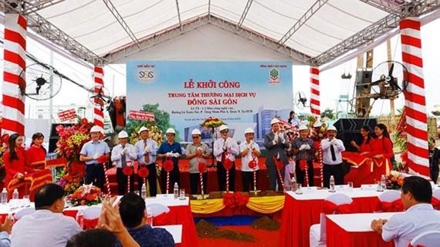 Trung tâm thương mại dịch vụ Đông Sài Gòn