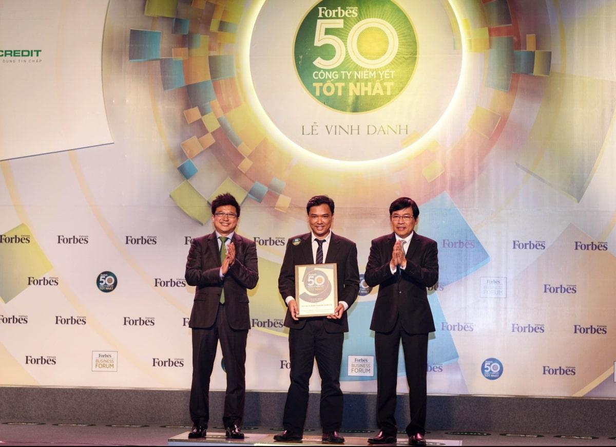 Khang Dien Top 50 Cong Ty