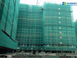 Tiến độ dự án căn hộ SaFira Khang Điền Quận 9