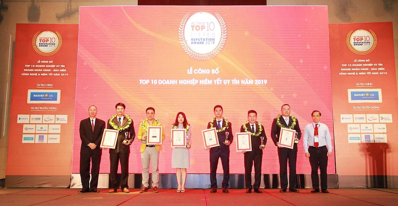 Khang Dien Top 10 2019