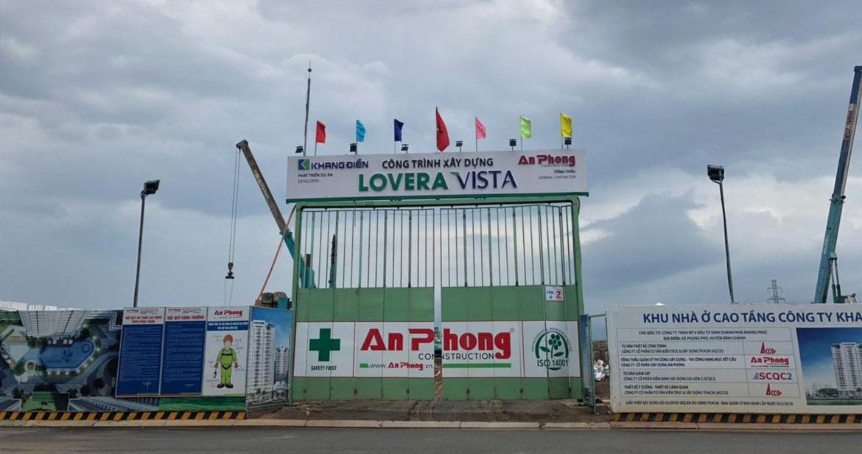 Tiến độ Lovera Vista